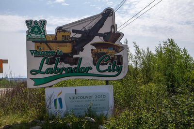 Labrador City Welcome